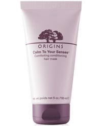 Origins Calm To Your Senses Comforting Conditioning Hair Mask 5 Oz