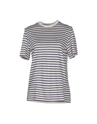 Levi's Made And Craftedtm Topwear T Shirts Women Ivory