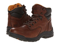 Timberland Titan 6 Soft Toe Coffee Full Grain Leather Women's Work Boots Brown