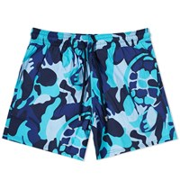 Vilebrequin Moorise Swim Short Blue
