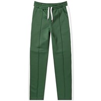 Ami Alexandre Mattiussi Taped Track Pant Green
