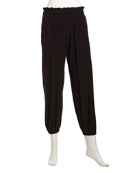 T Bags T Bags Stretch Relaxed Pull On Pants Black