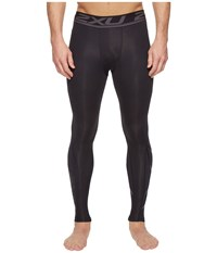2Xu Accelerate Compression Tights Black Nero Workout
