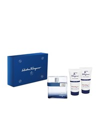 Salvatore Ferragamo F By Ferragamo Pour Homme Free Time Set Edt 100Ml Unisex