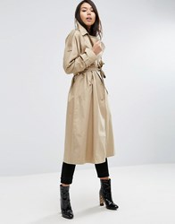 Asos Mac With Oversized Styling Stone