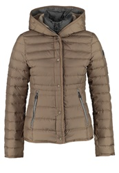 Marc O'polo Down Jacket Winter Taupe