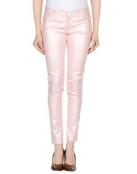 Cristinaeffe Collection Denim Pants Light Pink