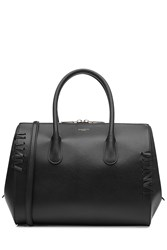 Nina Ricci Leather Tote Black