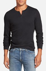 Men's The Rail Trim Fit Notch Collar Long Sleeve Thermal