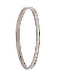 Henson Dotted Bangle Metallic