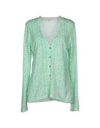 Gigue Cardigans Light Green