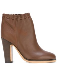 See By Chloe 'Jane' Boots Brown