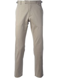 Gucci Chino Trousers Brown