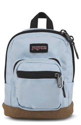 Jansport Right Pouch Blue Palest Blue