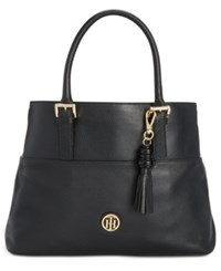 Tommy Hilfiger Summer Of Love Shopper Black