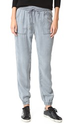 Young Fabulous And Broke Yfb Clothing Orchid Pants Blue Grey