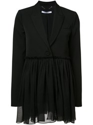 Givenchy Flared Blazer Black