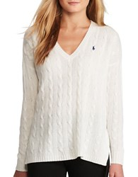 Polo Ralph Lauren Cable Wool Cashmere Sweater Collection