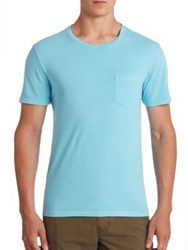 Polo Ralph Lauren Slim Fit Jersey Tee French Turquoise