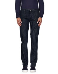 Fay Denim Denim Trousers Men Blue