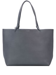 The Row Open Top Tote Bag Grey