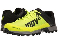 Inov 8 Mudclaw 300 Neon Yellow Black Grey Athletic Shoes