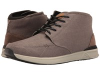 Reef Rover Mid Gunmetal Men's Lace Up Casual Shoes Gray