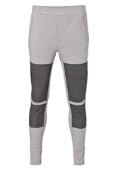 3.1 Phillip Lim Jersey Sweatpants With Patches