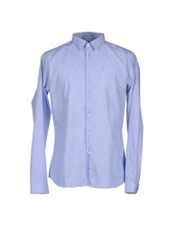 Bill Tornade Billtornade Shirts Shirts Men Blue