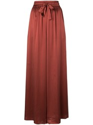 Zimmermann Elasticated Waist Trousers Red
