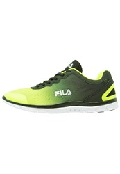 Fila Metrique Ii G Sports Shoes Safety Yellow