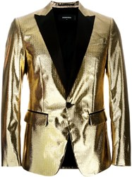 Dsquared2 Metallic Blazer