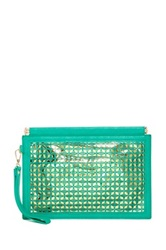 Urban Expressions Stacy Clutch Green