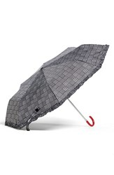 Capelli Of New York Plaid Umbrella