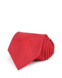 Bloomingdale's The Men's Store At Pindot Classic Tie Red