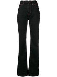 Calvin Klein 205W39nyc Long Straight Leg Jeans Black