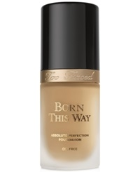 Too Faced Born This Way Foundation Light Beig