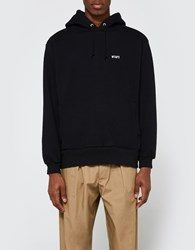 Wtaps Cross Bones Hooded 03 Sweatshirt Black