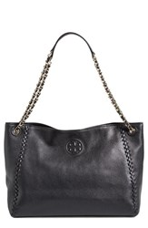 Tory Burch 'Marion' Slouchy Shoulder Tote