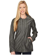 Outdoor Research Oberland Hooded Jacket Charcoal Women's Coat Gray