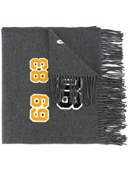 Undercover Long Scarf Grey