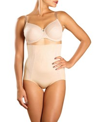 Chantelle Shape Light High Waist Brief Shaper Ultra Nude