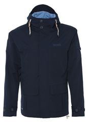 Regatta Longview Outdoor Jacket Navy Blue