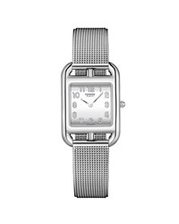 Hermes Cape Cod Watch Stainless Steel Bracelet