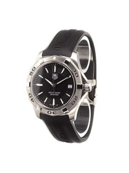 Tag Heuer 'Aquatimer' Analog Watch Stainless Steel