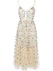 Needle And Thread Sequin Embellished A Line Midi Dress 60