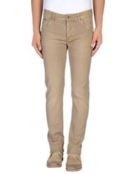 Heavy Project Casual Pants Cocoa