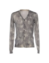 Szen Cardigans Steel Grey