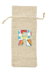 Levtex 'Initial' Personalized Wine Bag