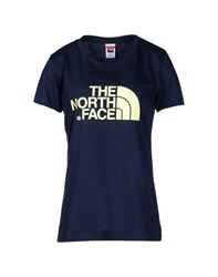 The North Face Topwear T Shirts Women
